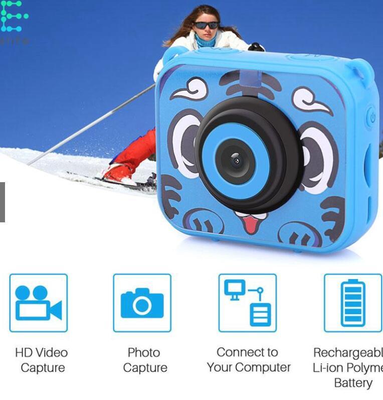 Máy ảnh thể thao Camera Cho Trẻ Em F2.6