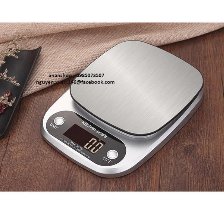 Cân Điện Tử Kitchen Scale 5kg-0.1g