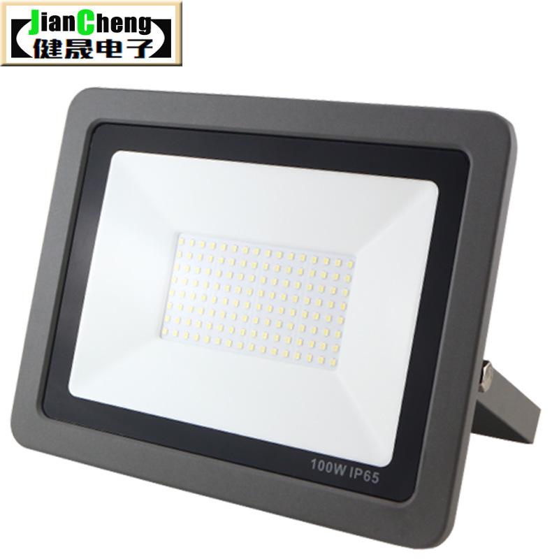JIANSHENG Đèn LED pha chiếu sáng không thấm nước