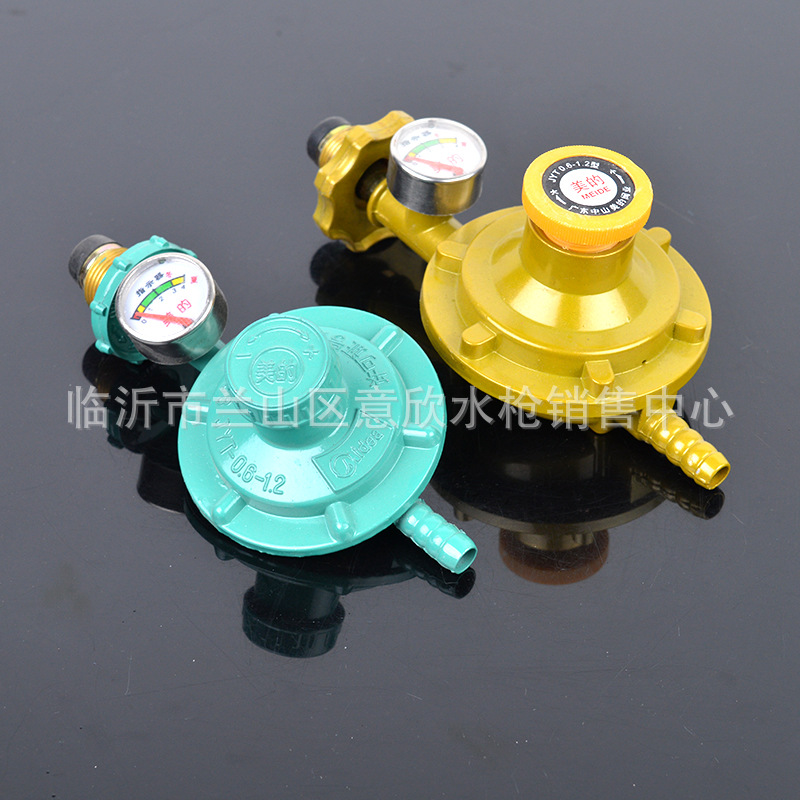 YIXIN Van Nhà máy bán buôn van áp suất cao Van giảm áp áp suất Van hợp kim thép xuyên suốt