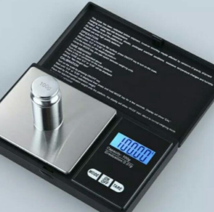 Cân Điện Tử Tiểu Ly 200g - 0.01g Cân Mini Chính Xác Tiẹn Lợi