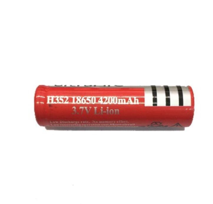 Thiết bị ổn áp Pin Sạc Lithium Li-Ion Uitrafire 18650 4200mAh 3.7V - H352