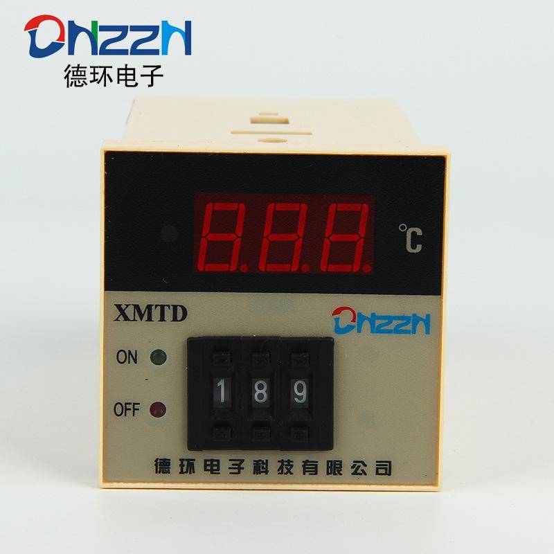 Đồng hồ kỹ thuật số hiển thị điều khiển nhiệt độ