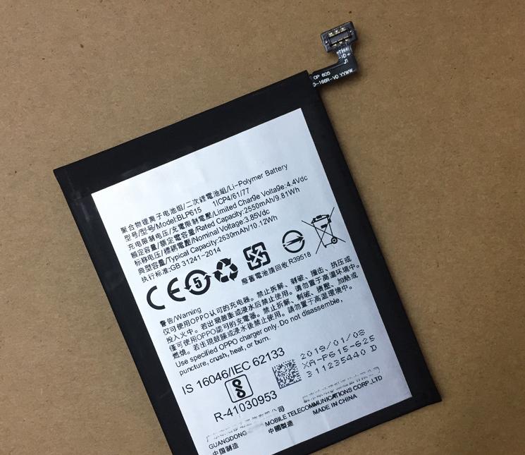 pin điện thoại di động OPPO A37 A37M a37t tích hợp pin blp615
