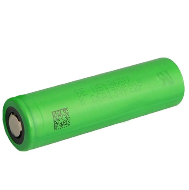 Thiết bị ổn áp Pin Sạc Lithium-Ion 18650 Dung Lượng 2400mAh, Xả Tối Đa 30A