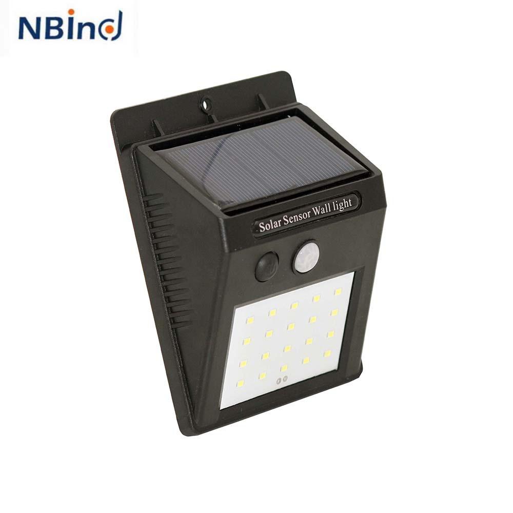 NBind Đèn LED cho sân vườn tích hợp năng lượng mặt trời
