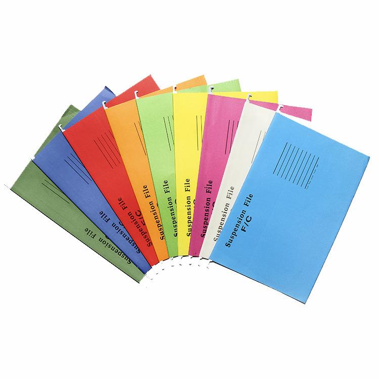 YIXUAN Đồ dùng tài vụ : Bìa lưu trữ văn phòng giấy A4