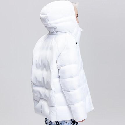 Thời Trang : Áo khoác Lót Nỉ dành cho nữ , Thương hiệu: DESCENTE  .