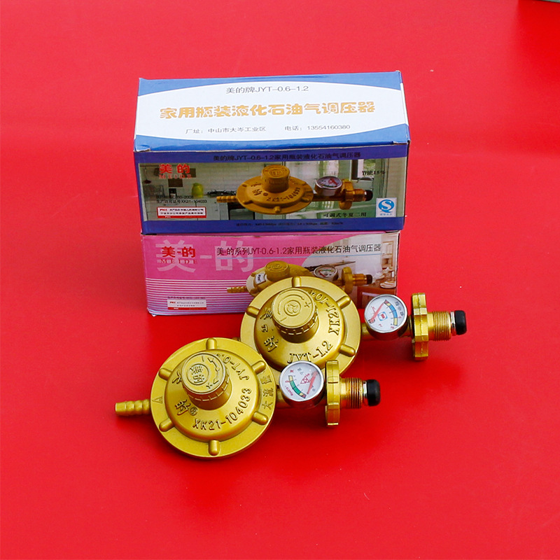 DAMEIDE Van Đóng chai hóa lỏng gas giảm áp suất van bảng chống cháy nổ nhà sản xuất hộ gia đình khí