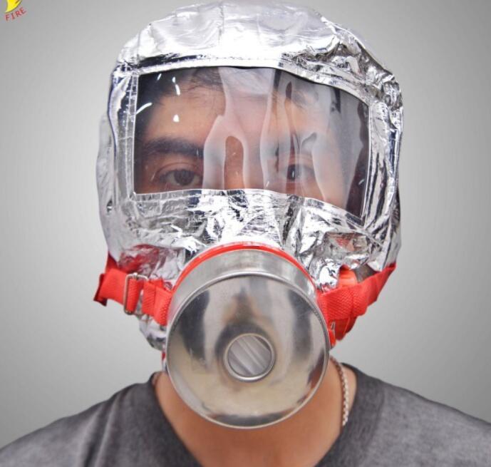 Mặt nạ phòng chống khí độc Mặt Nạ Phòng Chống Ngạt Khói Khí Độc Và Lửa Thoát Hiểm Hỏa Hoạn