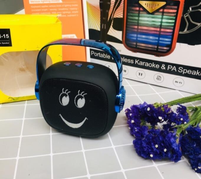 Loa Bluetooth Siêu Kute LN15 - Nghe Nhạc Cực Hay