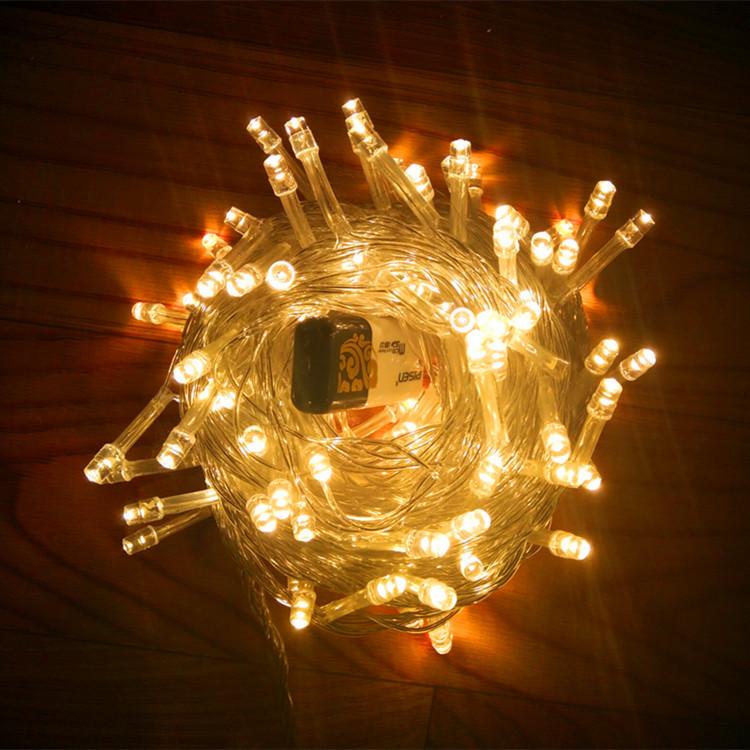 CAIXIN Đèn trang trì Nhà máy trực tiếp đèn LED đèn Giáng sinh chuỗi sao đèn nhấp nháy kỳ nghỉ trang