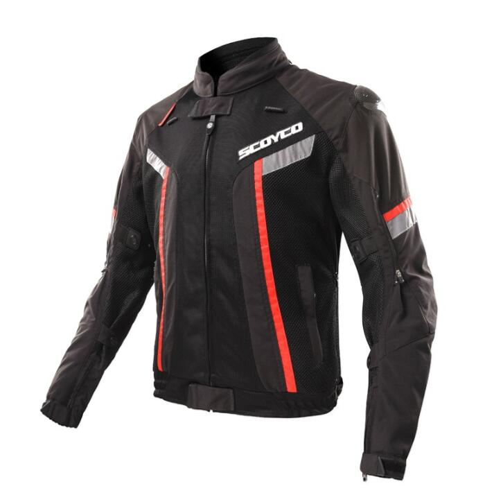 Trang phục bảo hộ Áo Giáp Bảo Hộ Motor Scoyco JK40-2 ( JK72 )