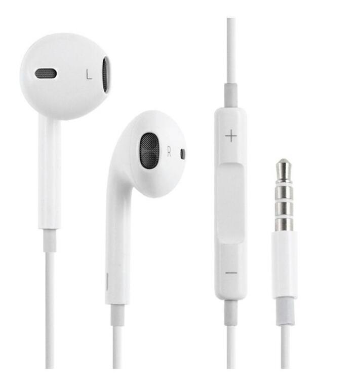 Loa Tai nghe chính hãng : tai nghe điện thoại loại có dây