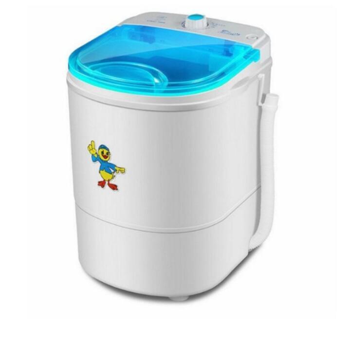 Máy Giặt Mini Nhỏ Gọn 4.5L