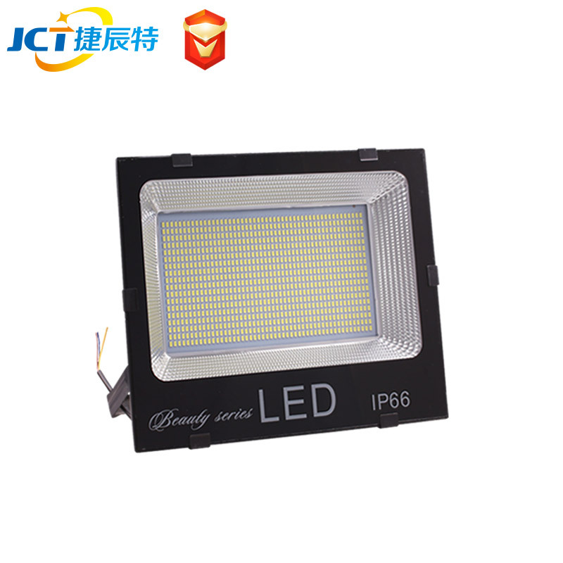 JCT Đèn LED pha chiếu sáng ngoài trời không thấm nước .