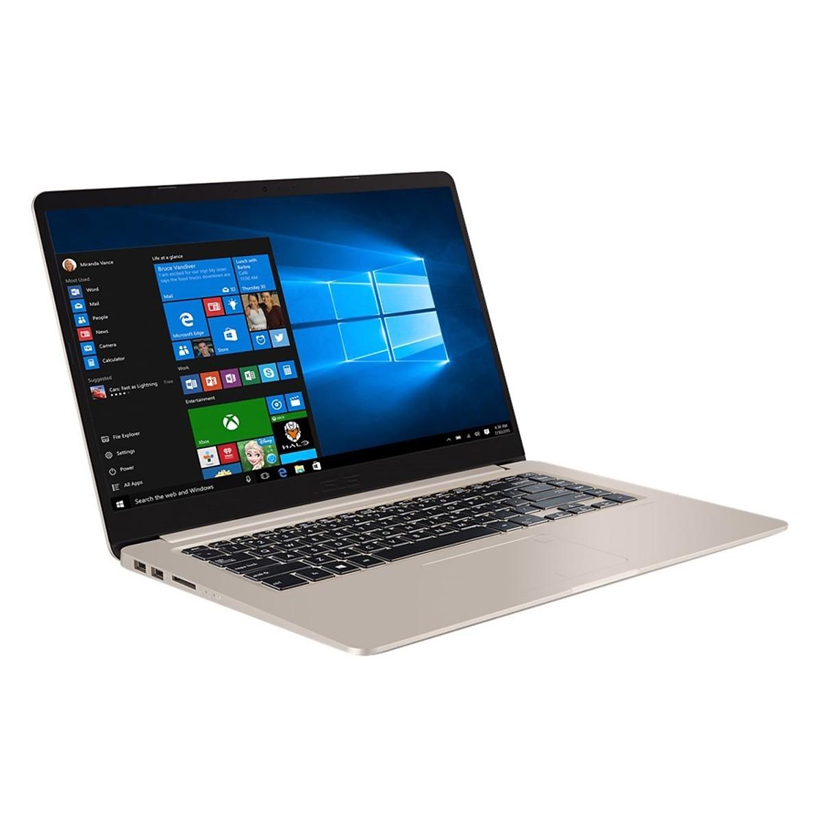 Asus   Máy tính xách tay - Laptop  Laptop Asus Vivobook S14 S430FA-EB071T Core i3-8145U/ Win10 (14