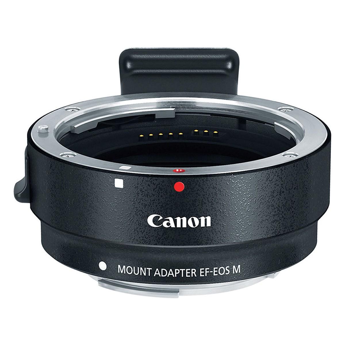 Canon   Máy ảnh kỹ thuật số   Ngàm Chuyển Đổi Ống Kính EF
