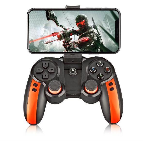 GEN GAME Tay cầm chơi game Tron bơi S8 trò chơi cầm điện thoại không dây Bluetooth hỗ trợ sinh tồn J
