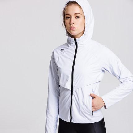 Áo khoác Disangt DESCENTE DISANT SLIM FIT Slim Fit Áo khoác dệt nữ D8132RWB02