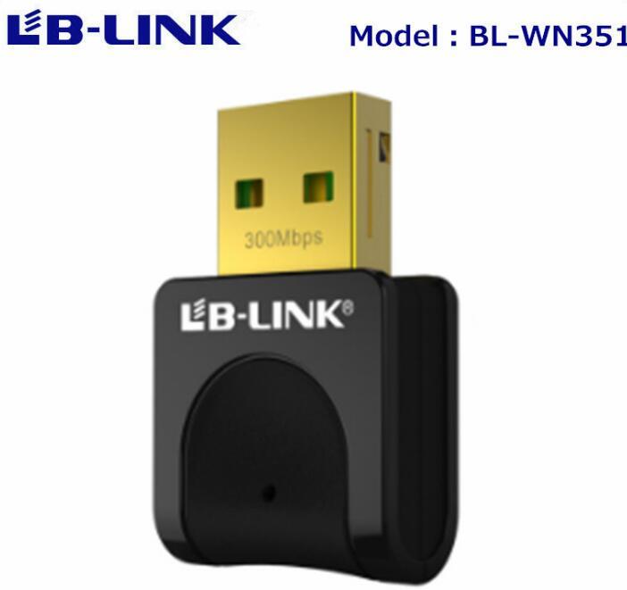LB-LINK Tay cầm chơi game 300M card mạng không dây Wi receiver English edition 300Mbps Wireless n Ad