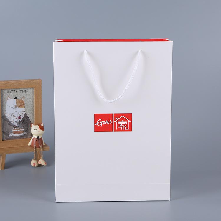 AIWU Túi giấy đựng quà Nhà máy trực tiếp túi giấy tùy chỉnh túi quà tặng quần áo túi tote túi giấy k
