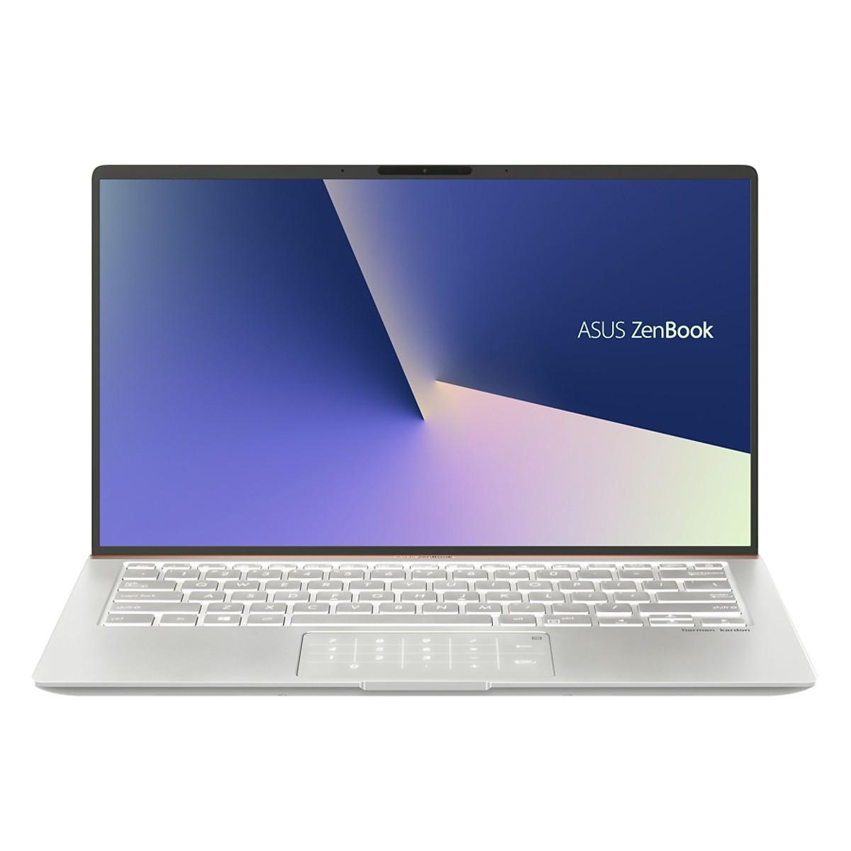 Asus   Máy tính xách tay - Laptop  Laptop Asus Zenbook 14 UX433FA-A6111T Core i7-8565U/ Win10/ Numpa