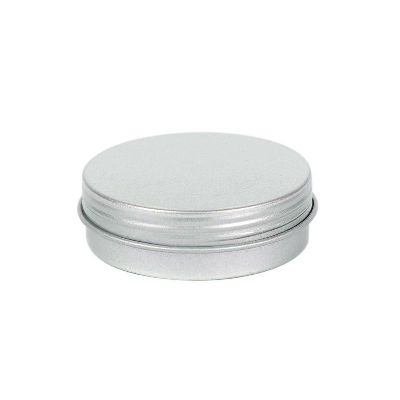 Hũ kim loại 48 * 15 lon kim loại tròn lon Tin đóng gói gia vị lon Nhỏ kẹo hộp thiếc hộp thiếc bán bu