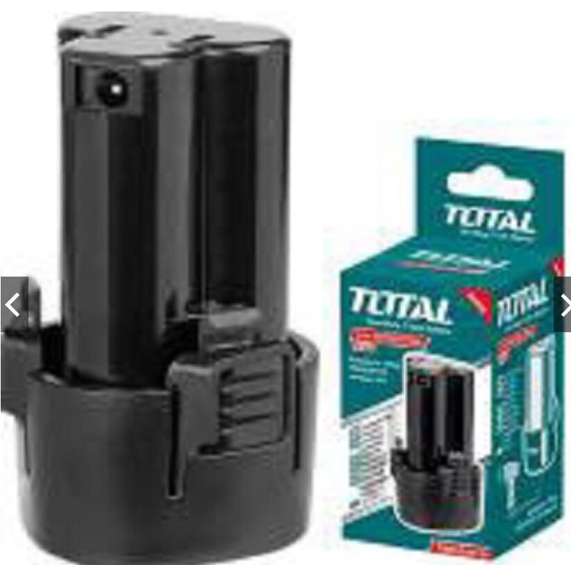 Thiết bị ổn áp 12V1.5Ah Pin Lithium-Ion Total TOBPLI228120