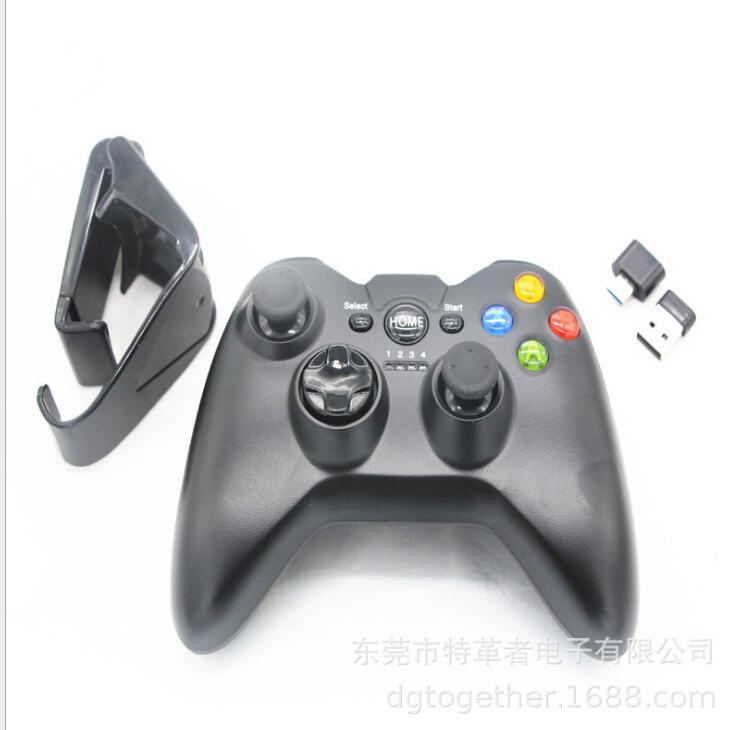 GOTOGETHER Tay cầm chơi game Bluetooth, trò chơi cầm điện thoại truyền hình máy tính tương thích với
