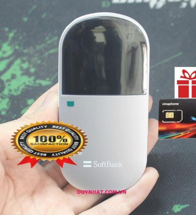 Cục Phát Sóng Wifi Di Động EMOBILE D25HW