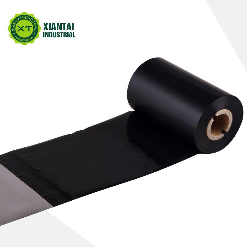 XIANTAI Ruy băng màu Ruy băng dựa trên sáp 110mm * 300m 90 70 nhãn máy in ruy băng hỗn hợp cơ sở sản