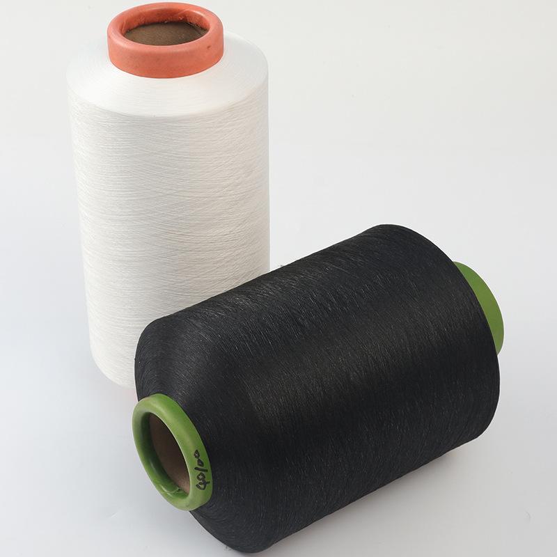Sợi dệt Một máy sợi spandex bao phủ sợi 2075/3075 / 4075 sợi đảm bảo chất lượng dệt nguyên liệu bán