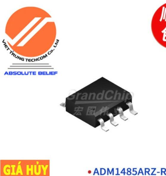 Chíp IC ADM1485ARZ-REEL7 RS-422RS-485 IC Chip
