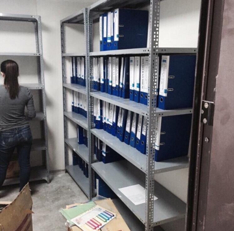 Kệ hồ sơ Kệ sắt để hồ sơ- kệ sắt văn phòng