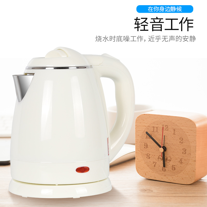Fengjie Ấm,bình đun siêu tốc factory direct hotel hot water double anti-scalding kettle hotel home a