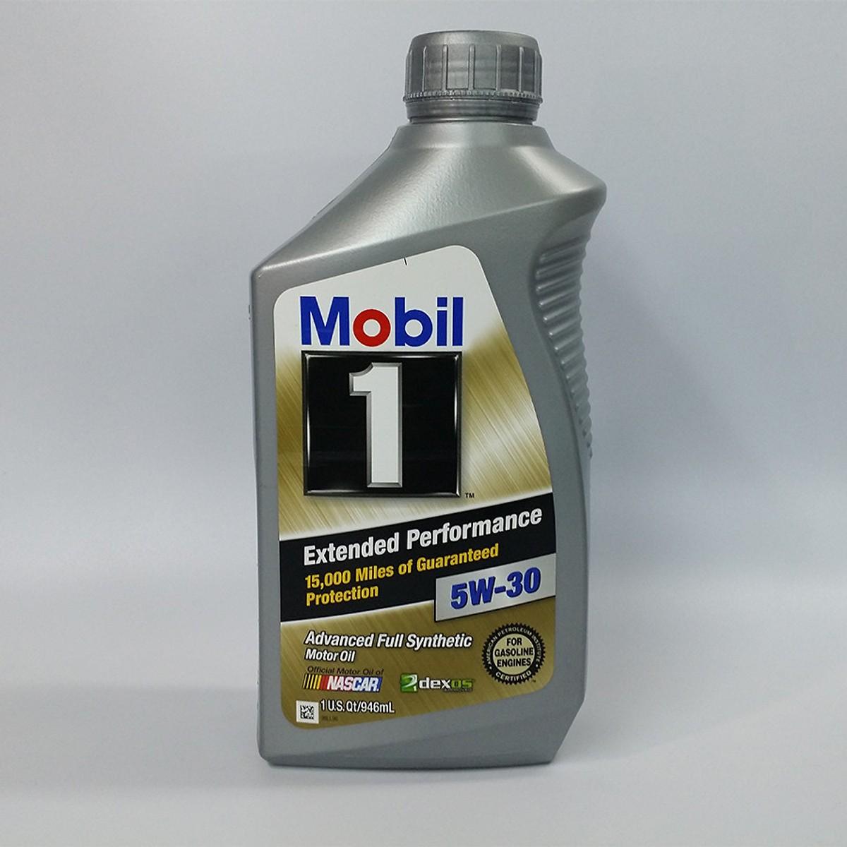 Nhớt Mobil 1 0W40 (946ml)