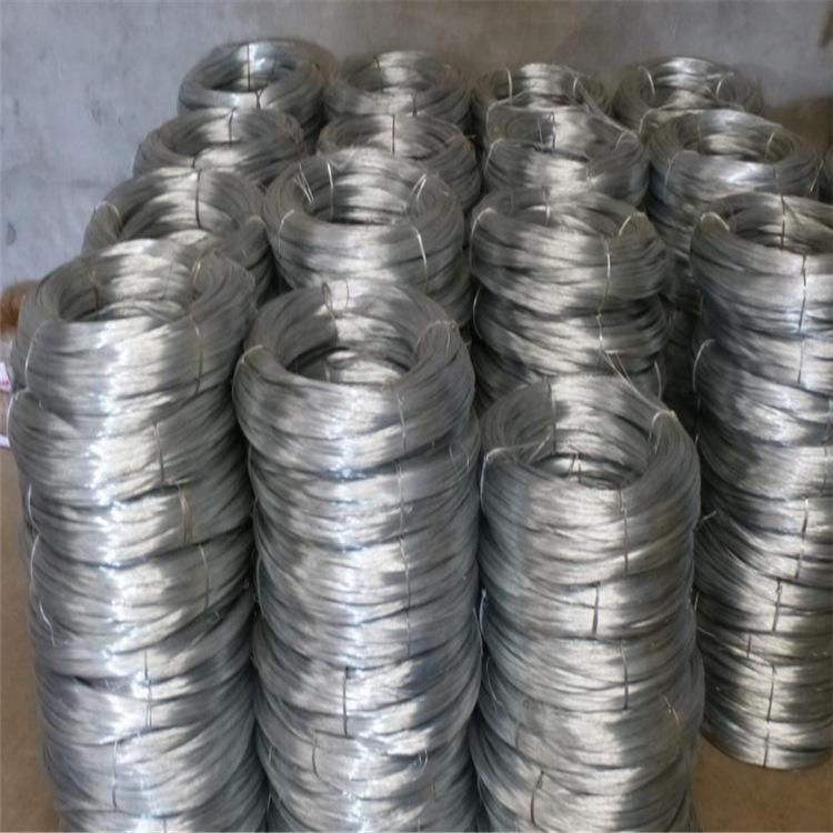 JINTAI Dây kim loại Dây mạ kẽm Dây ủ được xuất khẩu Dây đen dây thép không gỉ 304 có thể được tùy ch