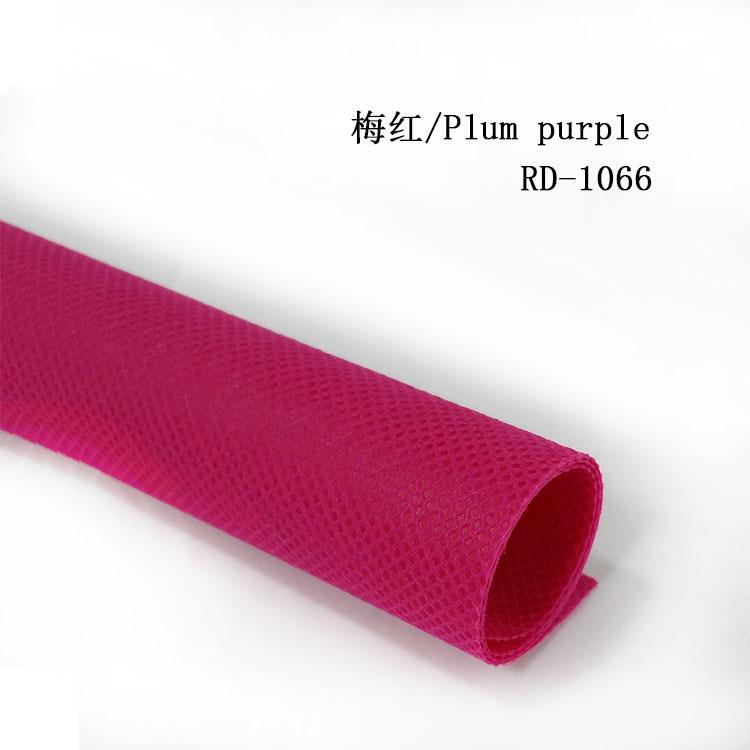 HONGTONG Vải không dệt Spunbond mận đỏ RD-1066 vải không dệt PP vải không dệt PP vải gia dụng PP vải