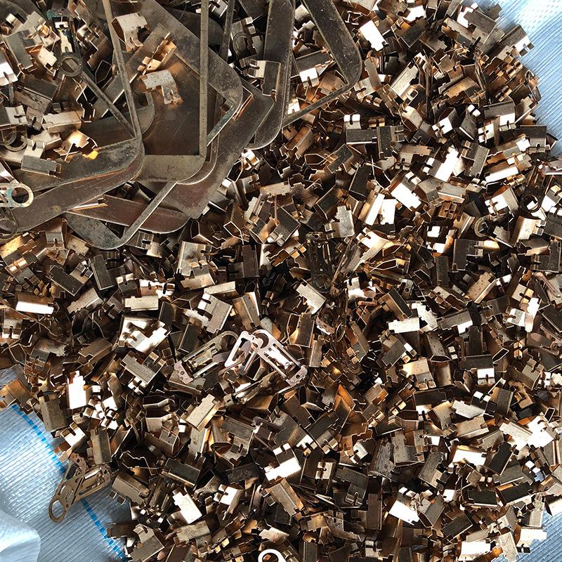 Phế thải kim loại Tái chế đồng sắt vụn Chất thải đồng thau Chất thải phốt pho đồng Phế liệu kim loại