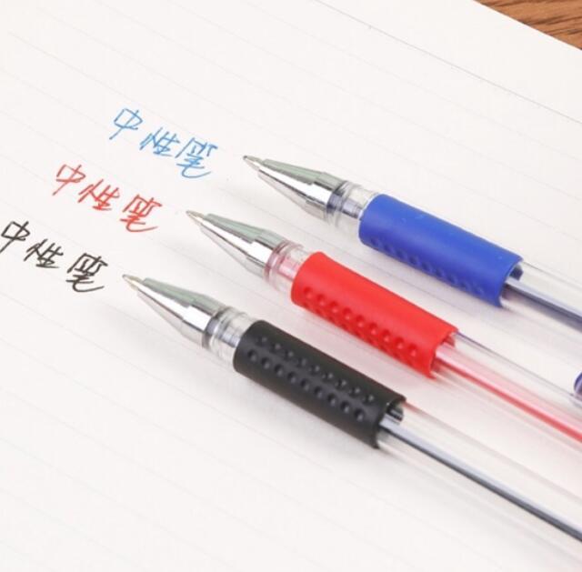 Bút bi Combo 5 bút bi gel mực nước hàng nội địa trung