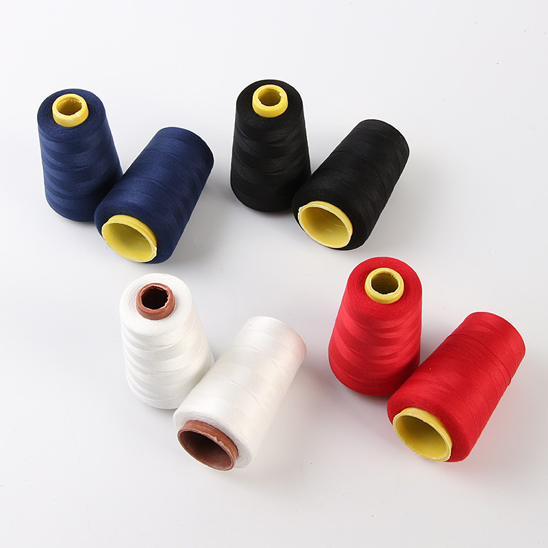 Chỉ may Chất lượng dây chuyền mịn bằng sợi polyester tốc độ cao dòng máy bán buôn Sao chép dây chuyề