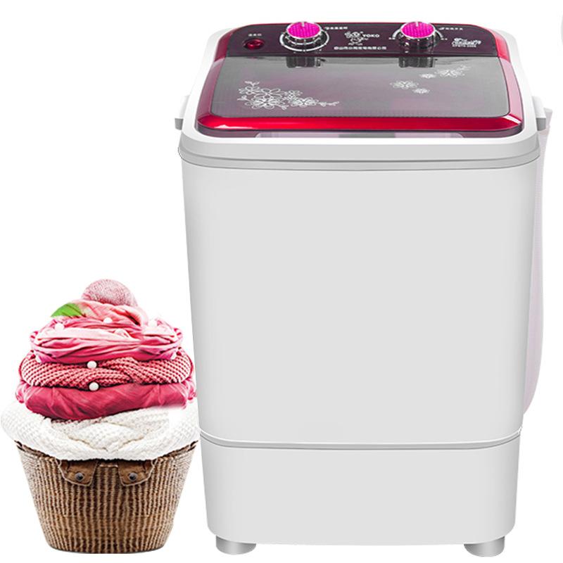 Máy giặt mini XPB70-2008 có chức năng rửa giải khử nước bán tự động kép