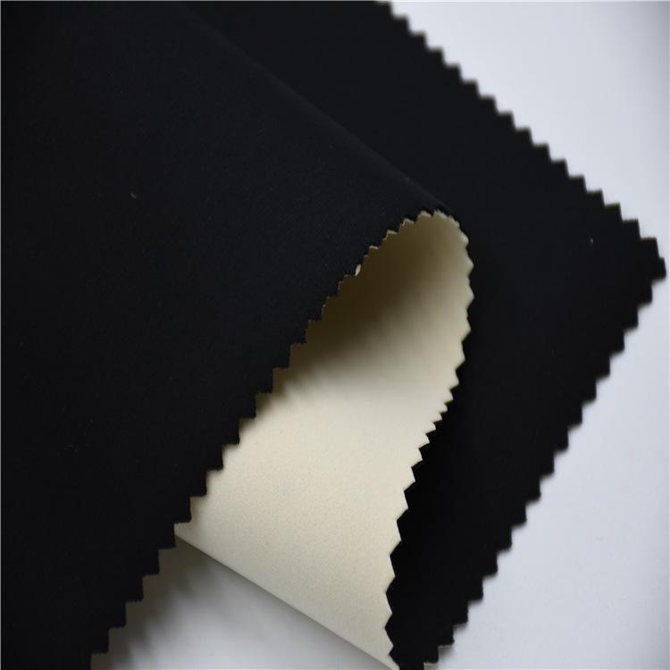 HUASHENG Vật liệu tổng hợp Nhà máy trực tiếp nylon Lycra composite vải không thấm nước sbr lặn vật l
