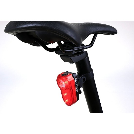 Đèn cảnh báo phía sau xe đạp Marz