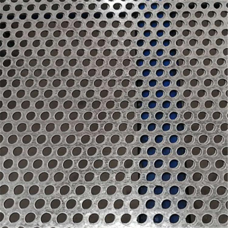 JINHUANG Lưới kim loại Nhà sản xuất tấm kim loại trực tiếp tấm kim cương lỗ vuông lỗ đục lưới leo