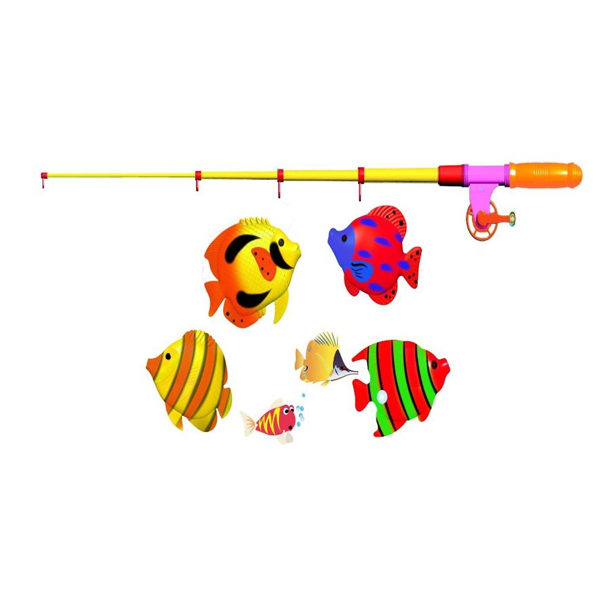 Bộ đồ chơi xếp hình sáng tạo 282 (L10-Vỉ đồ chơi câu cá K.2) - M1510-LR