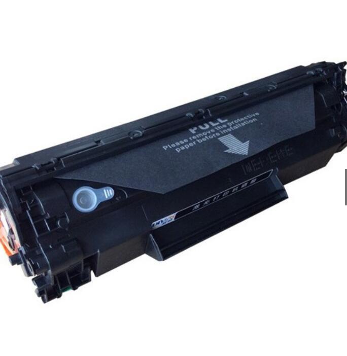 Hộp mực 35A/85A, hộp mực HP LaserJet P1005 P1006 Canon 3050, Có lỗ đổ mực, mực thải