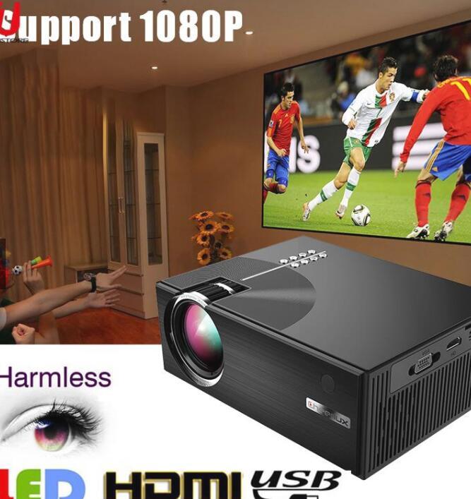 Máy Chiếu Thông Minh 4K 3D Hd 1080P
