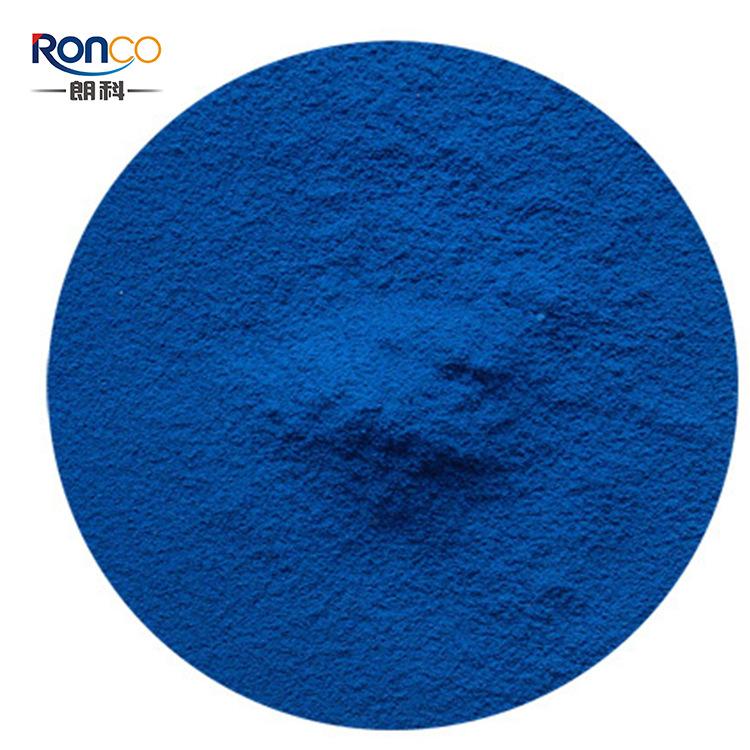 RONCO Bột màu vô cơ Các nhà sản xuất Iron Oxide Blue Các chất màu vô cơ, Chất độn Iron Blue Bán buôn